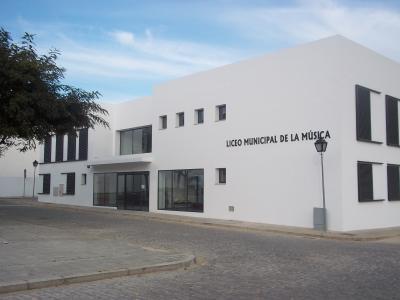 El Liceo Municipal de la Música de Moguer